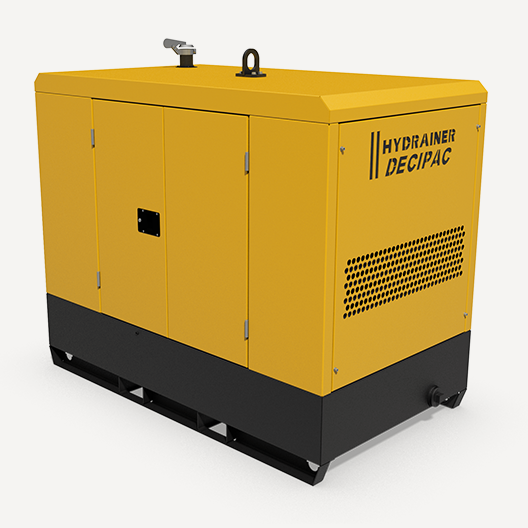 Hydrainer render colour